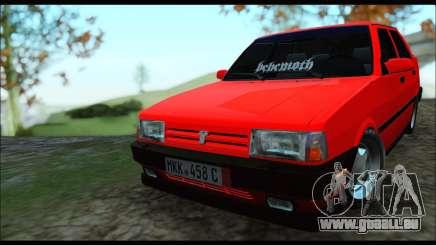 Tofas Dogan SLX Metalist (Behemoth) pour GTA San Andreas