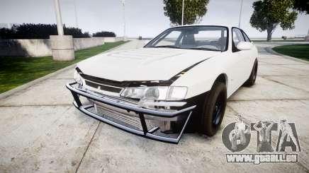 Nissan Silvia S14 Missile für GTA 4