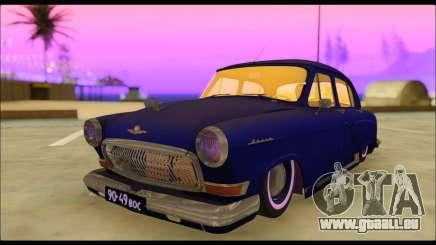 GAZ 21 Volga Resto pour GTA San Andreas