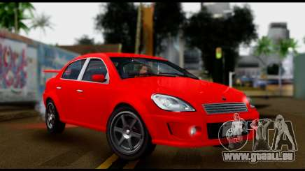 DeClasse Premier from GTA 5 IVF für GTA San Andreas