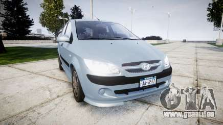 Hyundai Getz 2006 for ENB für GTA 4