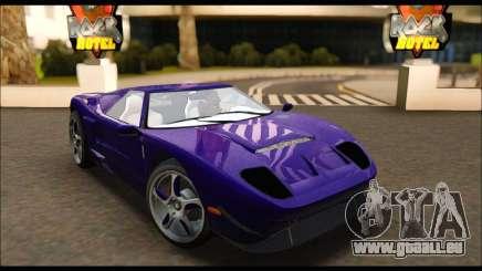 Vapid Bullet Gt (GTA IV TBoGT) (IVF) für GTA San Andreas