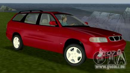 Daewoo Nubira I Wagon CDX US 1999 pour GTA Vice City