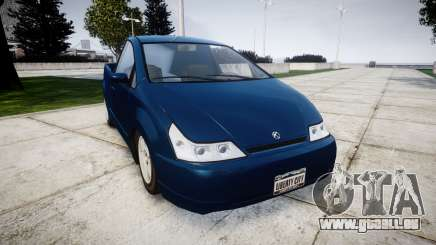 Karin Dilettante Pick Up pour GTA 4