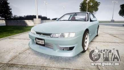 Nissan Silvia S14 Vertex für GTA 4