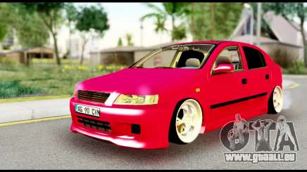 Opel Astra G pour GTA San Andreas