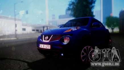 Nissan Juke 2012 für GTA San Andreas