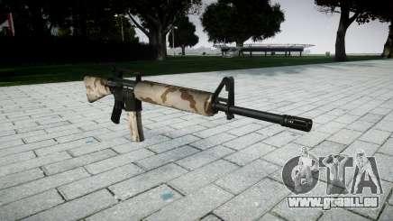 Le M16A2 fusil sahara pour GTA 4