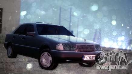 Mercedes-Benz C220 1997 für GTA San Andreas
