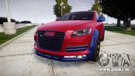Audi Q7 2009 ABT Sportsline für GTA 4