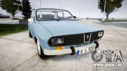 Dacia 1300 v2.0 pour GTA 4