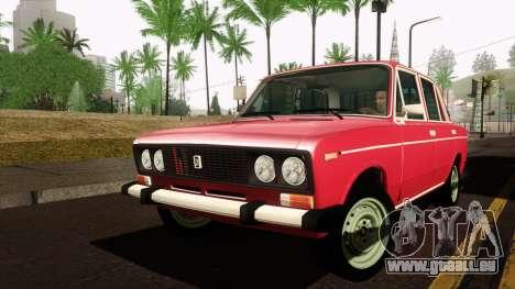 VAZ Lada 2106 v2 pour GTA San Andreas