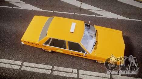 Ford Fairmont 1978 Taxi v1.1 pour GTA 4 est un droit