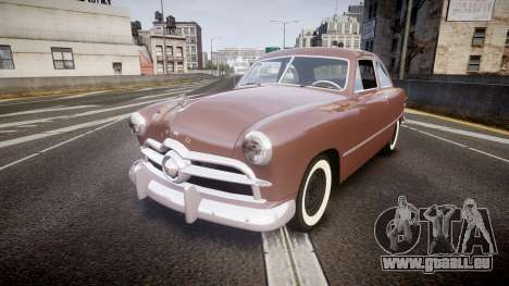 Ford Business 1949 pour GTA 4