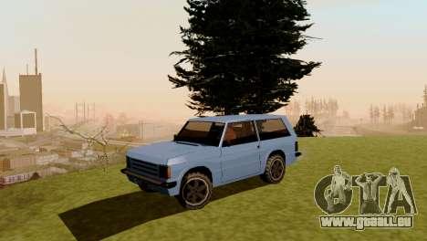 Brand new transport und Einkauf für GTA San Andreas sechsten Screenshot