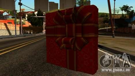 New Year Remote Explosives für GTA San Andreas