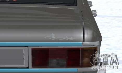 Ikco Peykan Chragh Benzi New pour GTA San Andreas vue de côté