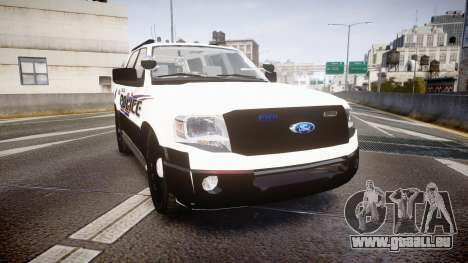 Ford Expedition 2010 Delta Police [ELS] für GTA 4