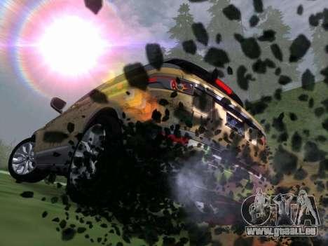 Los Santos MG19 ENB pour GTA San Andreas deuxième écran