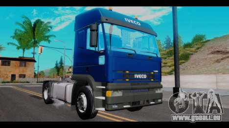 Iveco Eurotech pour GTA San Andreas