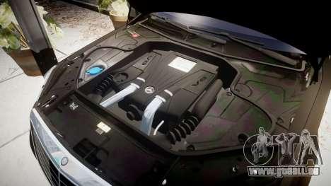 Mercedes-Benz S500 W222 für GTA 4 Innenansicht