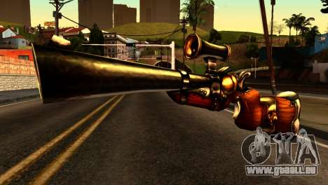 Assault Rifle from Redneck Kentucky pour GTA San Andreas