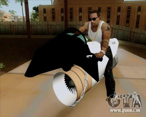 Air bike pour GTA San Andreas
