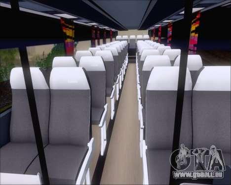 Nissan Diesel UD Peoples Transport Corporation für GTA San Andreas Seitenansicht