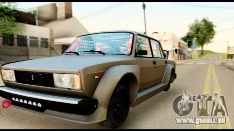 VAZ 2105 Sport für GTA San Andreas rechten Ansicht