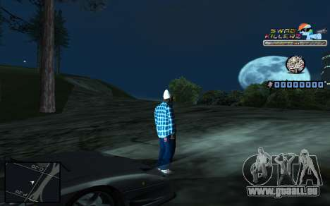 C-HUD SWAG Killerz für GTA San Andreas siebten Screenshot