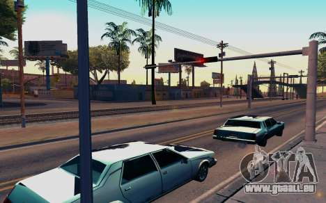 ENB by Dvi v 1.0 für GTA San Andreas zweiten Screenshot