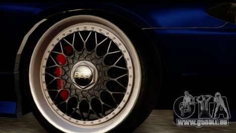 Nissan Silvia S15 Camber Edition für GTA San Andreas rechten Ansicht