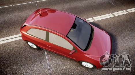 Volkswagen Gol G6 iTrend 2014 rims1 pour GTA 4 est un droit