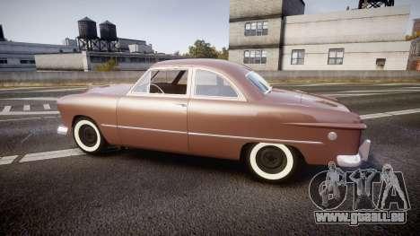 Ford Business 1949 pour GTA 4 est une gauche