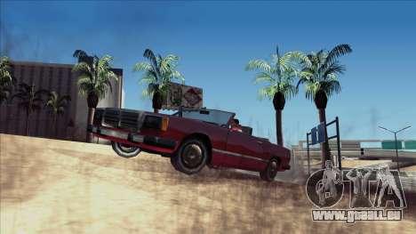 ENB Echo für GTA San Andreas dritten Screenshot
