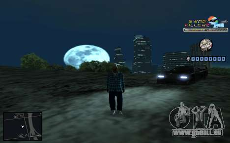 C-HUD SWAG Killerz für GTA San Andreas sechsten Screenshot