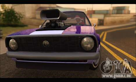 Declasse Rhapsody v2 (Fixed Extra) (GTA V) pour GTA San Andreas
