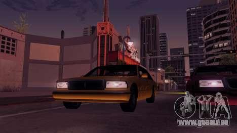 ENB Echo für GTA San Andreas fünften Screenshot
