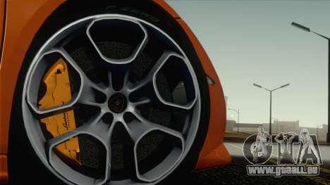 ENBSeries by Blackmore 0.075c pour GTA San Andreas