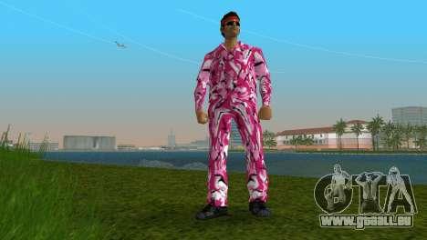 Camo Skin 20 für GTA Vice City