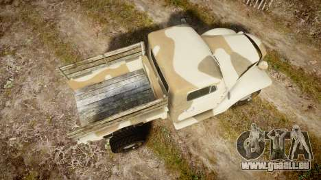 GTA V Bravado Rat-Loader camo für GTA 4 rechte Ansicht