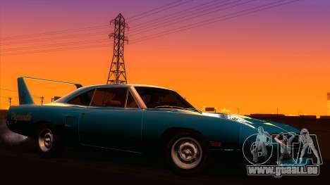 ENB Real for very low PC pour GTA San Andreas huitième écran