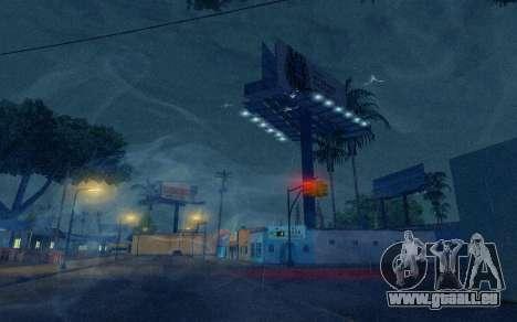 ENB by Dvi v 1.0 pour GTA San Andreas sixième écran