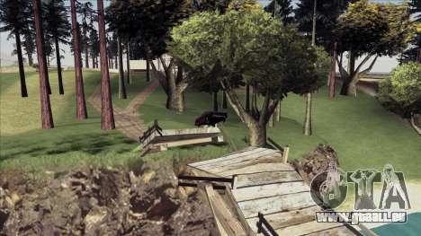 ENB Echo pour GTA San Andreas quatrième écran