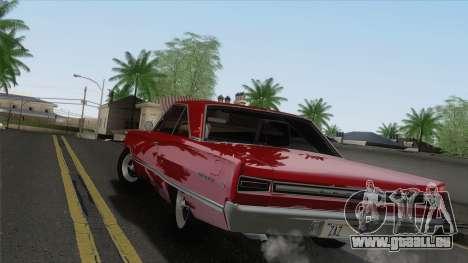 ENBSeries by Blackmore 0.075c pour GTA San Andreas neuvième écran