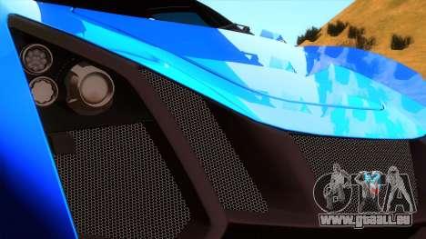 ENB Real for very low PC pour GTA San Andreas dixième écran