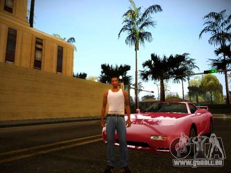 ENBSeries by Fase v0.2 NEW pour GTA San Andreas