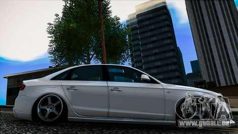 Ultra ENB pour GTA San Andreas cinquième écran