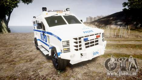 Lenco BearCat NYPD ESU [ELS] für GTA 4
