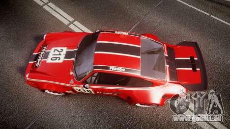 Porsche 911 Carrera RSR 3.0 1974 PJ216 für GTA 4 rechte Ansicht